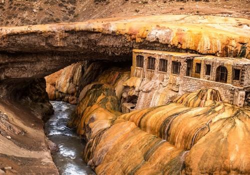 Canyon of Atuel
