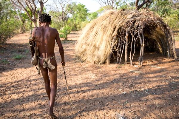 Visit the Bushman Craft Village