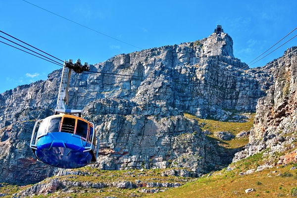 Cape Town City & Table Mountain Tour