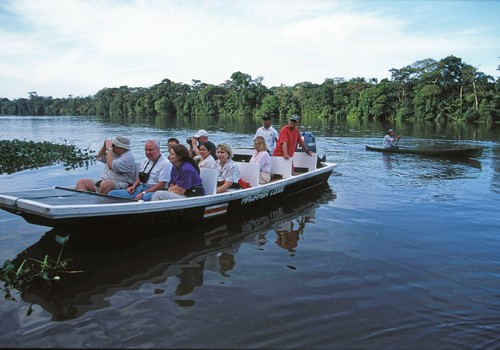 Day 2: Transfer San Jose to Tortuguero National Park