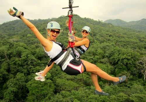 Day 9: Monteverde Cloud Forest Reserve and Canopy Tour