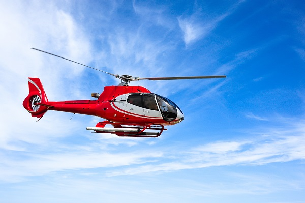 Helicopter Tour or Charter
