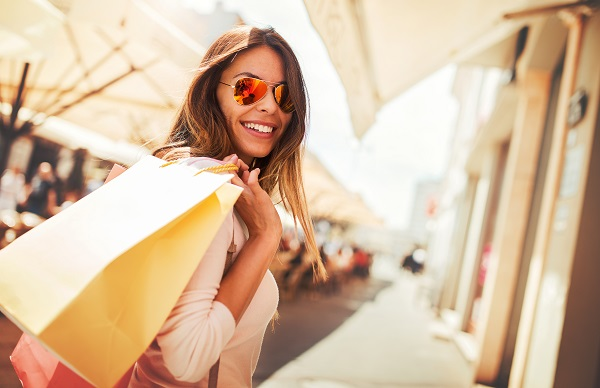 Luxury Brand Shopping