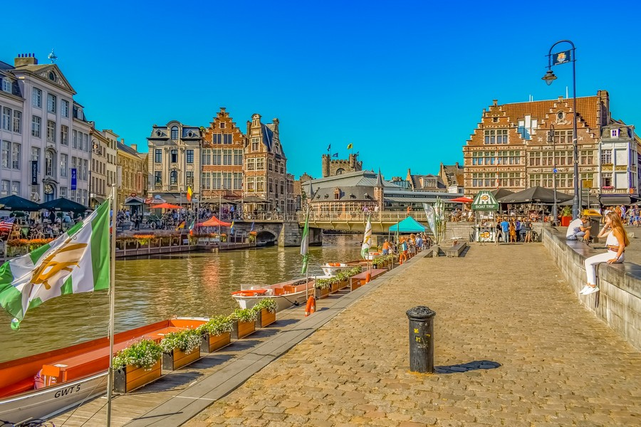 Ghent - World's Ultimate Travels