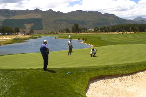 Golf at Pearl Valley