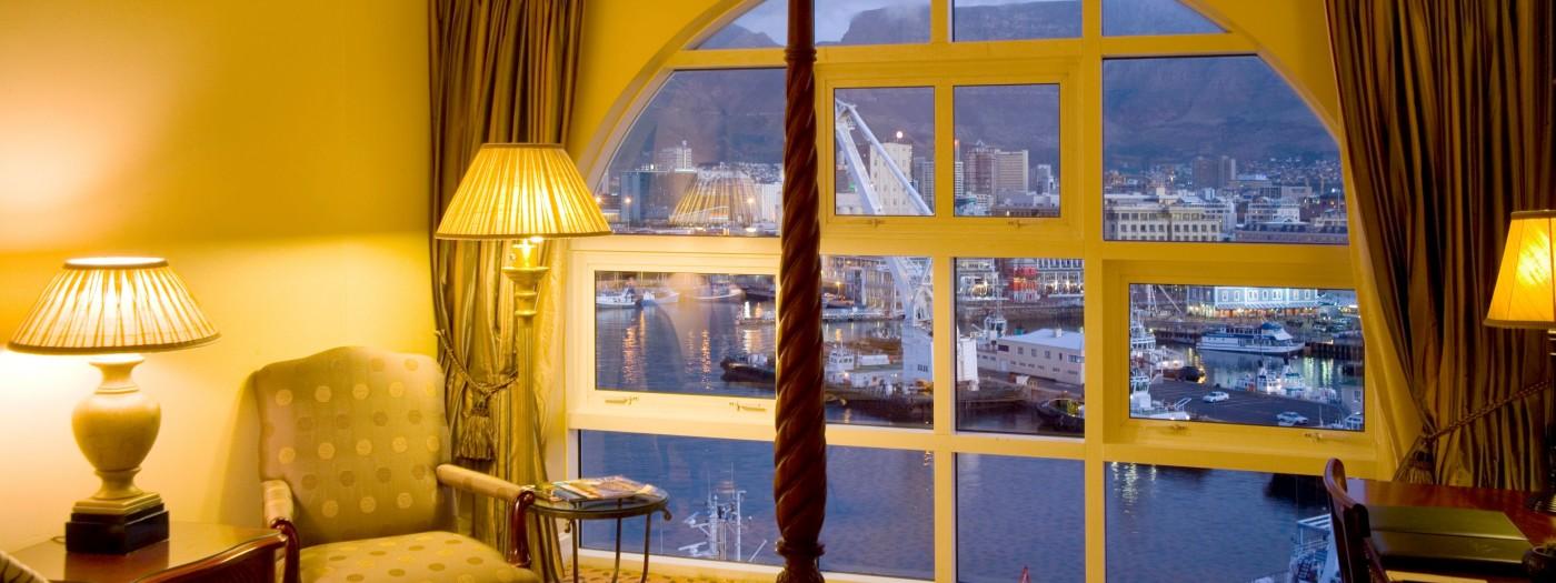 Luxury King Mountain Room
