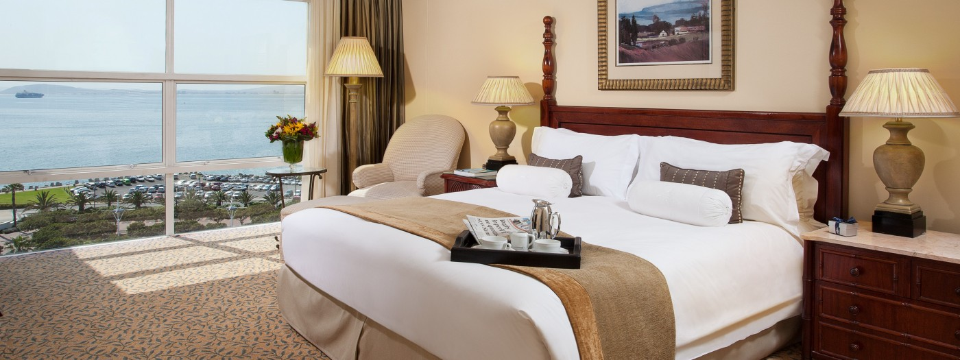 Luxury King Sea Facing Room