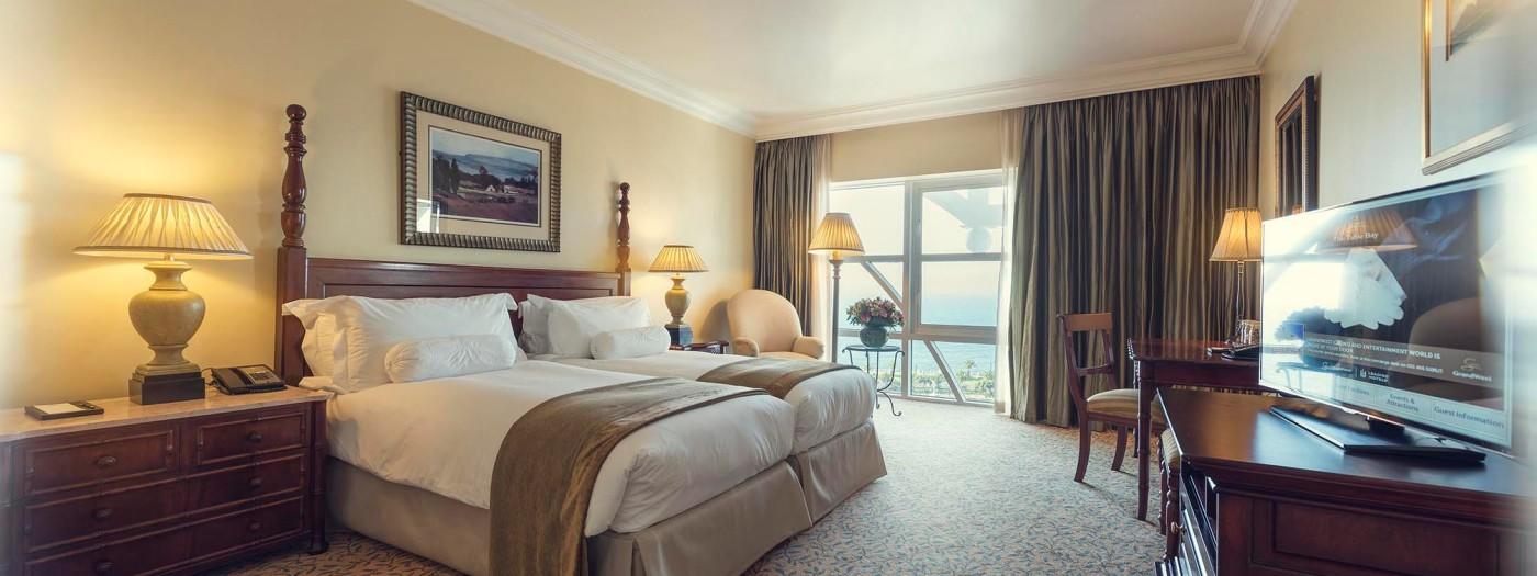 Luxury Twin Sea Facing Room