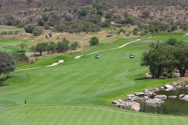 The Lost City Golf Course