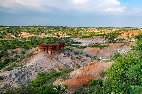 Olduvai & Shifting Sands Tour