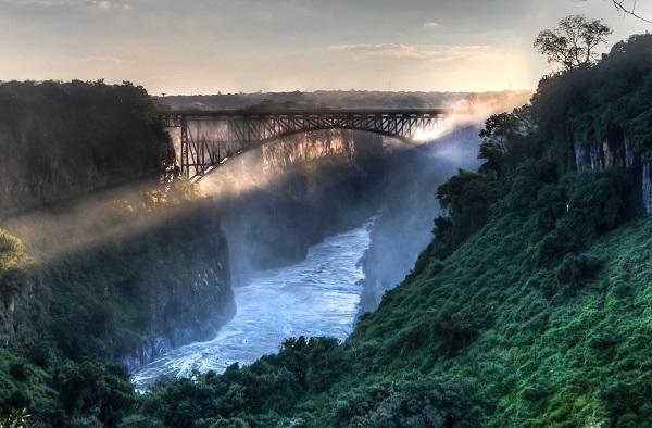 Victoria Falls Journey