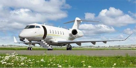 Aircraft - Bombardier Challenger 300