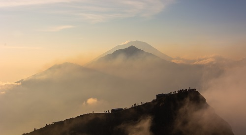 Sunrise Trek on Mount Batur
