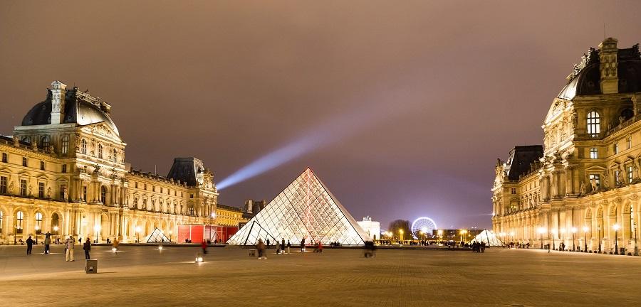Paris NYE