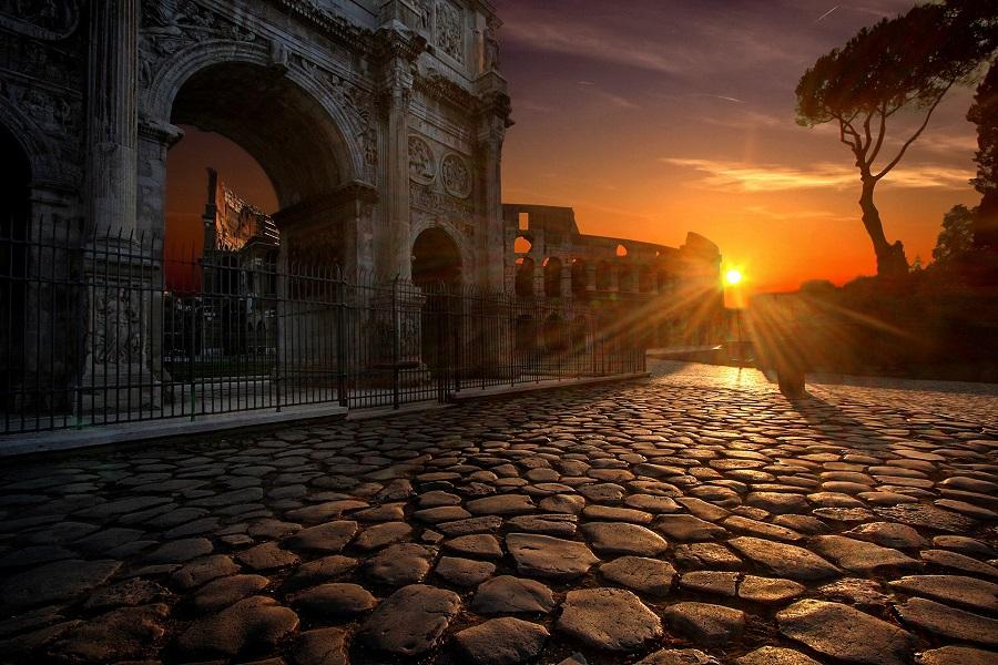 Rome NYE