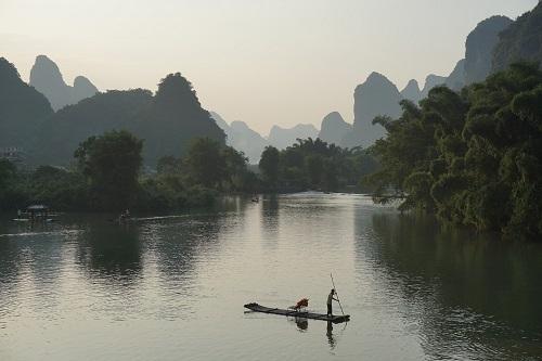 Khao Sok: Full-Day Bamboo Rafting