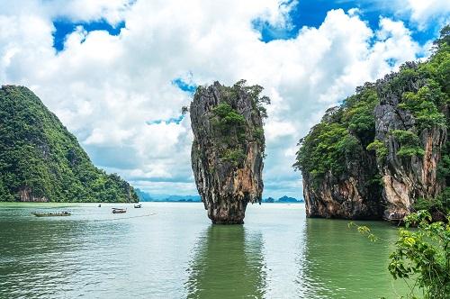 James Bond Island & Phang Nga Bay and Snorkeling Day Trip