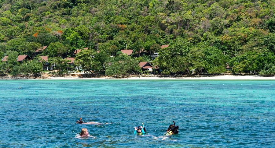 Similan Islands Snorkel Tour by Fantastic Similan from Khao Lak
