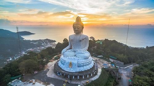 Amazing Phuket Island Guided Tour & Big Buddha
