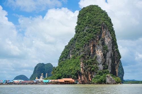 Phang Nga Bay, James Bond Island & Sea Caves Kayaking Tour